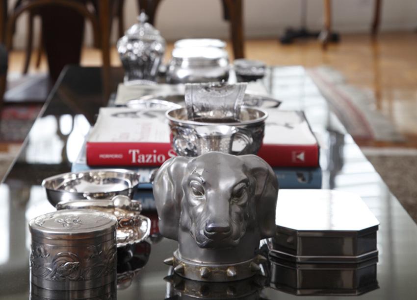 4 Formas elegantes de usar objetos de prata