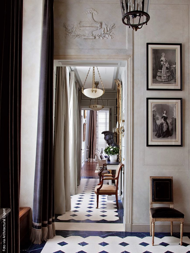 estilo clássico francês