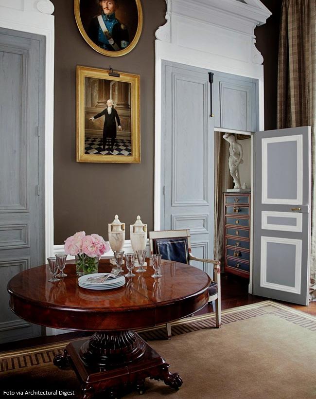 móveis estilo francês