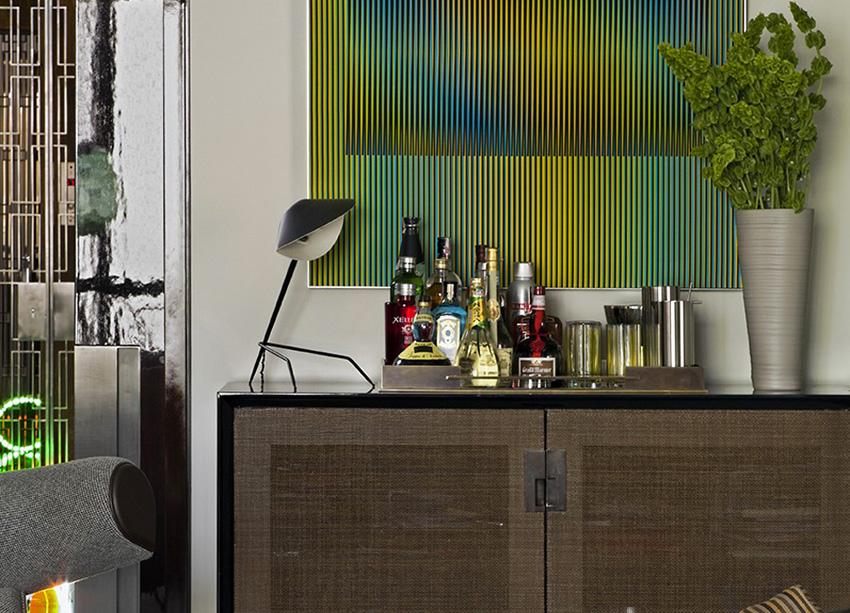 Monte um bar em casa