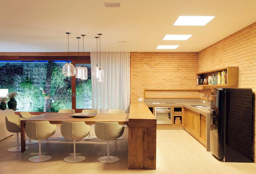 centro de mesa prata para decorar área gourmet