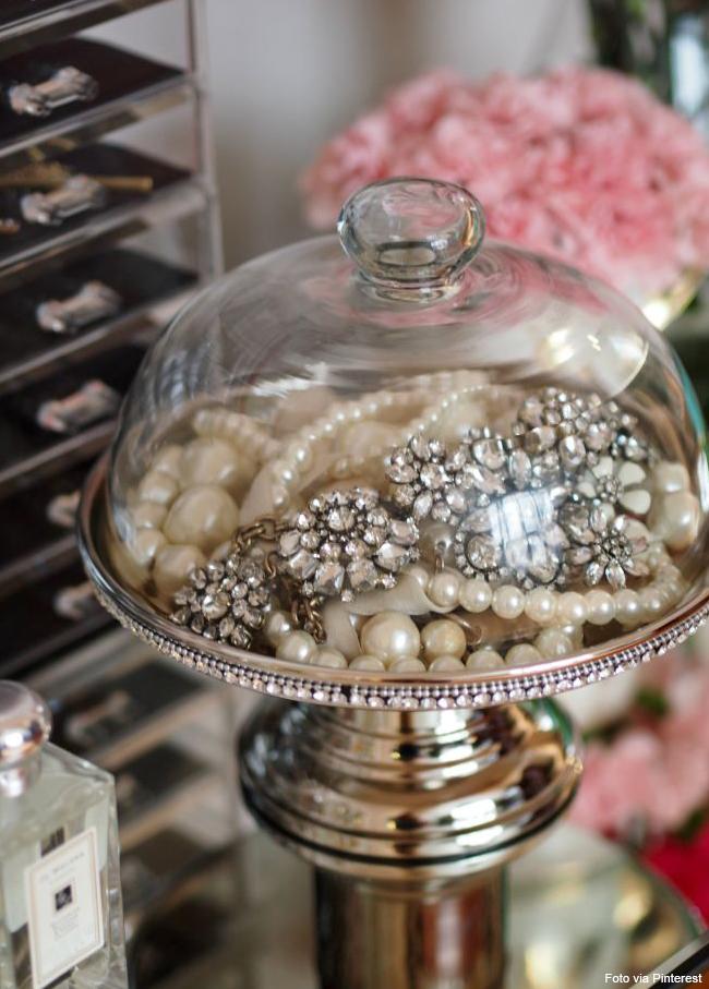 12 bomboniere para colocar joias