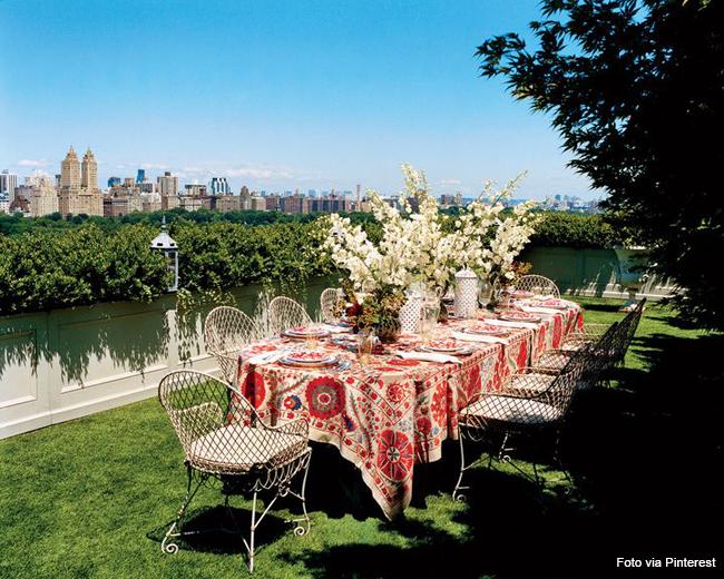 12 toalha de mesa estampada com flores