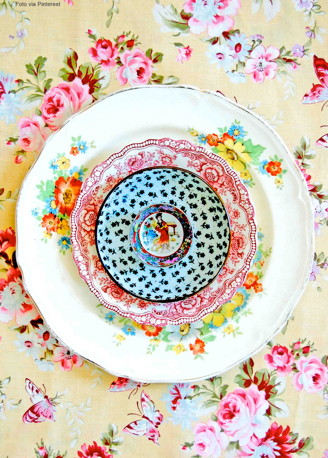 15 prato com flores coloridas