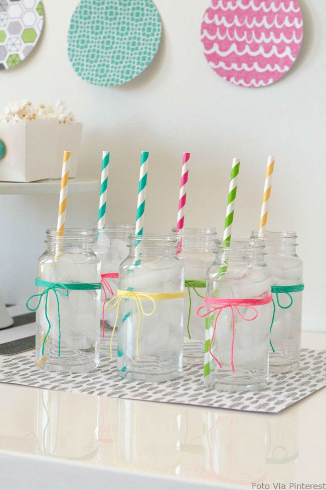17 copos diferenciados de vidro