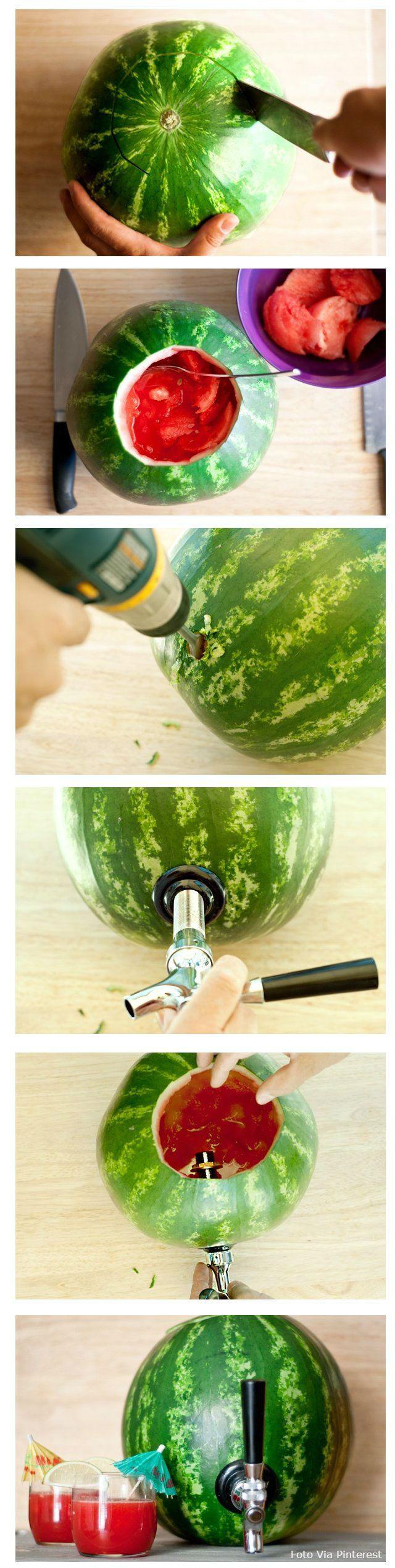 20 suco natural de melancia